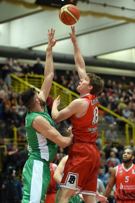 Till Gloger zeigte im letzten Saisonspiel eine starke Leistung. (Foto: Ulrich Petzold)