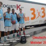 Paderborner werden Deutscher Meister im 3x3