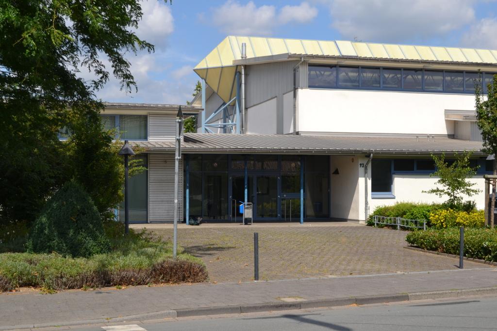 Kreissporthalle Rolandsweg